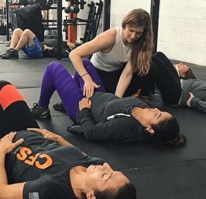 prenatal fitness classes at Beginnings Birth Center